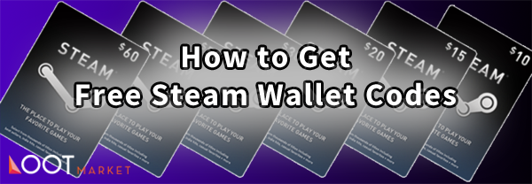 Free Steam Wallet Codes - 5 Minutes or Less (Seriously)