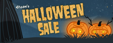 Steam Halloween Sale
