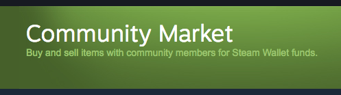 Steam Community Market