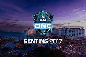 Team NP ESL One Genting 2017