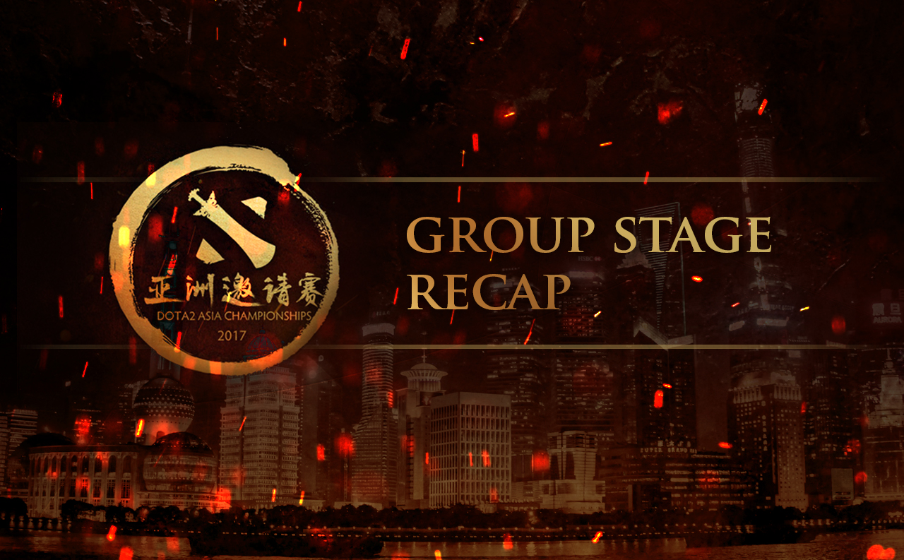 DAC Group Stage Recap